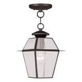 Westover 1-Light Outdoor Hanging Lantern