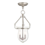 Canterbury 2-Light Pendant