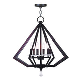 Diamond 6-Light Chandelier