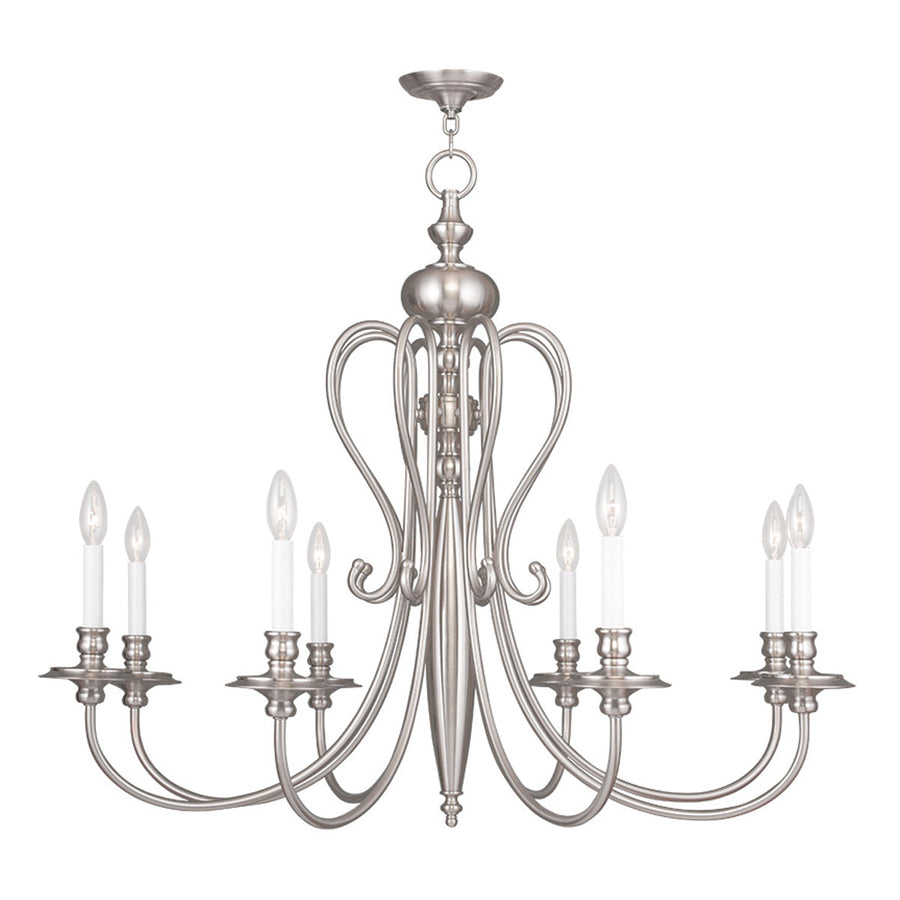 Caldwell 8-Light Chandelier