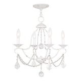 Chesterfield 4-Light Mini Chandelier