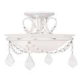 Chesterfield/Pennington 2-Light Ceiling Mount