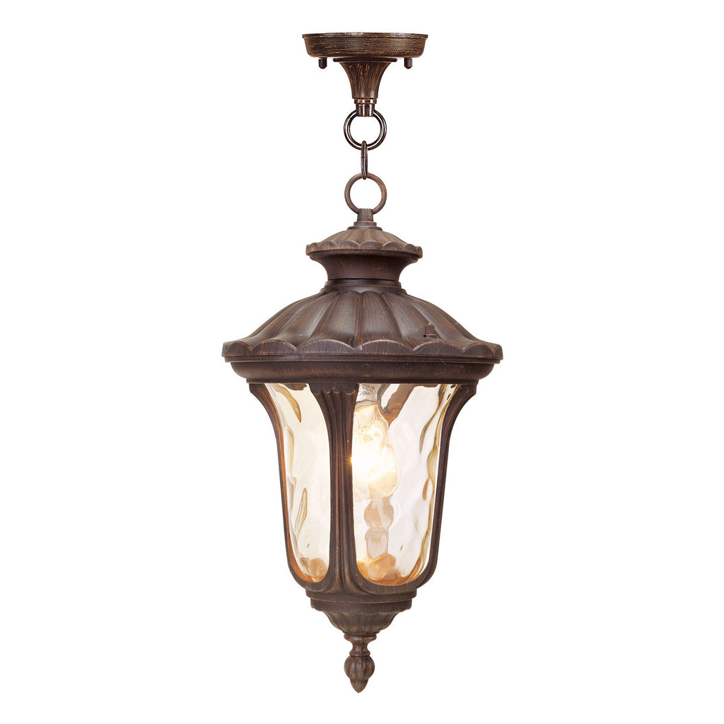 Oxford 1-Light Imperial Outdoor Hanging Lantern