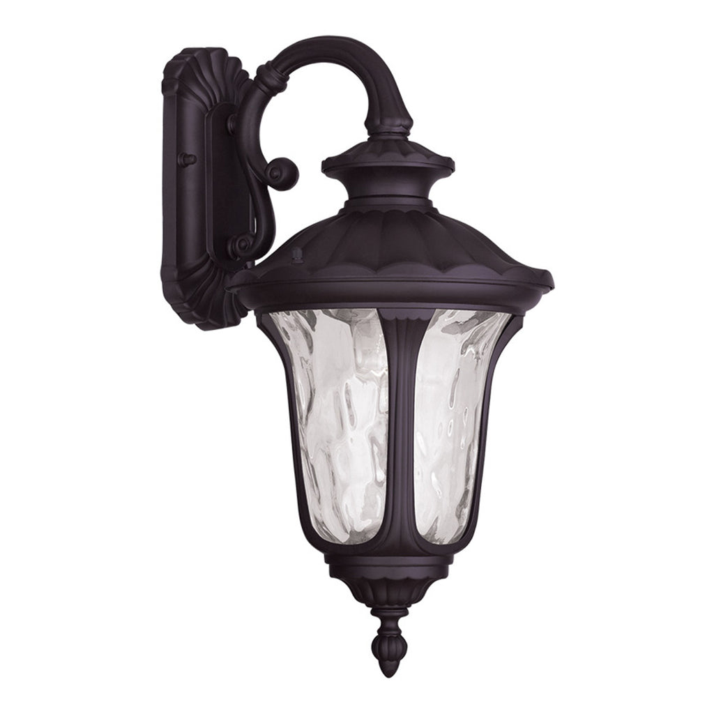 Oxford 1-Light Outdoor Wall Lantern