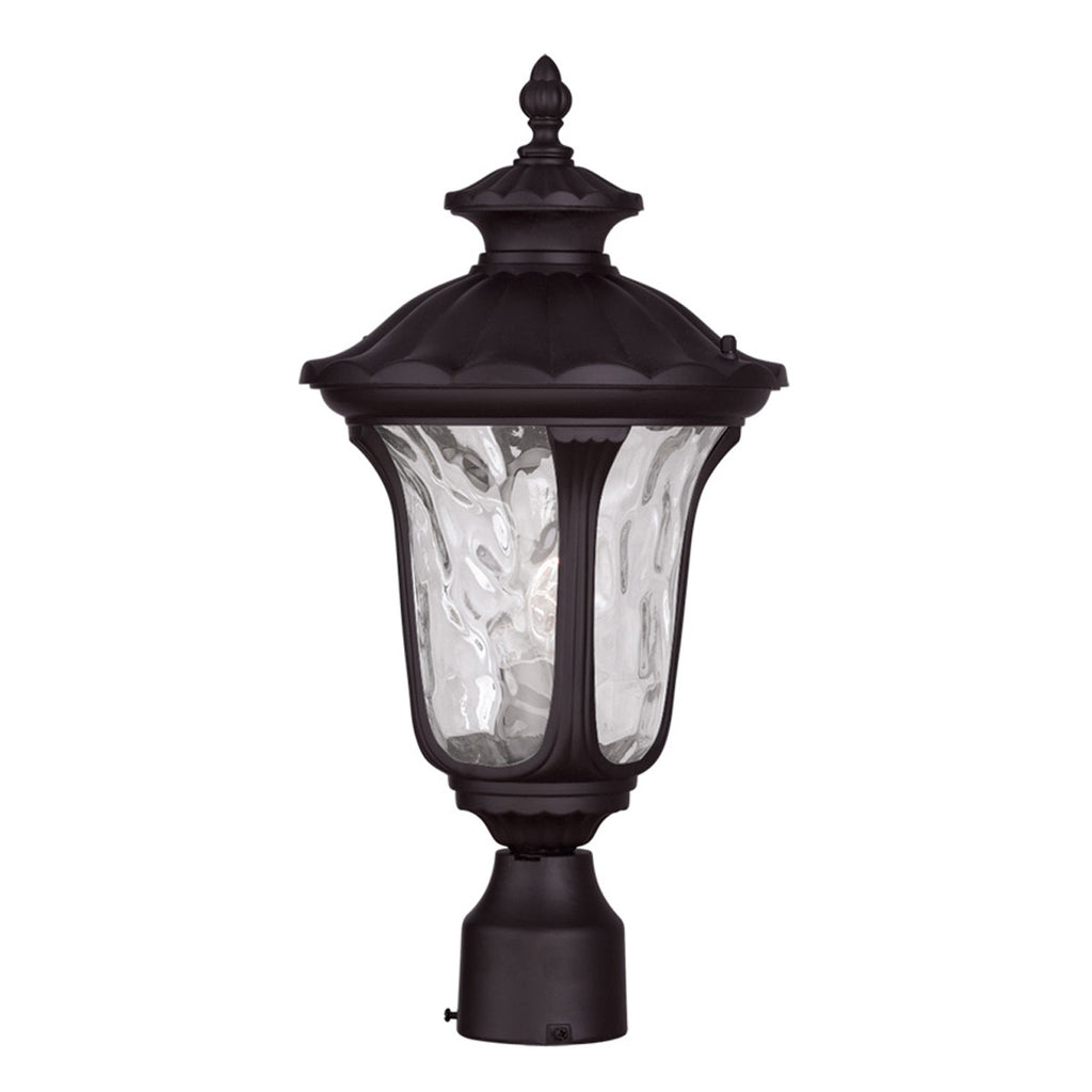 Oxford 1-Light Outdoor Post Head
