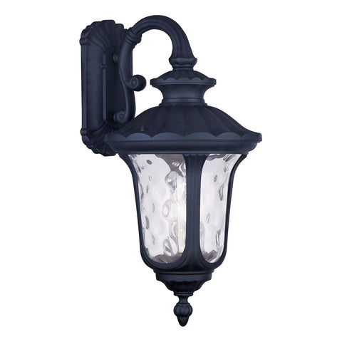 Oxford 3-Light Outdoor Wall Lantern
