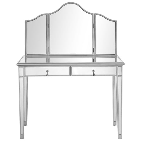 Contempo Modern Vanity Table Set