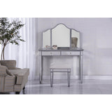 Contempo Vanity Table Set