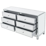 Reflexion 6-Drawer Dresser