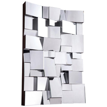 Modern 47-Inch Contemporary Mirror
