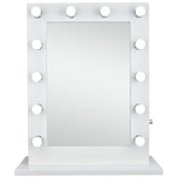 Hollywood 5000K Vanity Mirror, 27.5W x 10.5D x 32.5H
