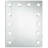 Hollywood 5000K Vanity Mirror, 24W x 2D x 30H