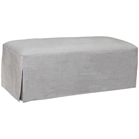 Pacifix West Rectangular Ottoman 102