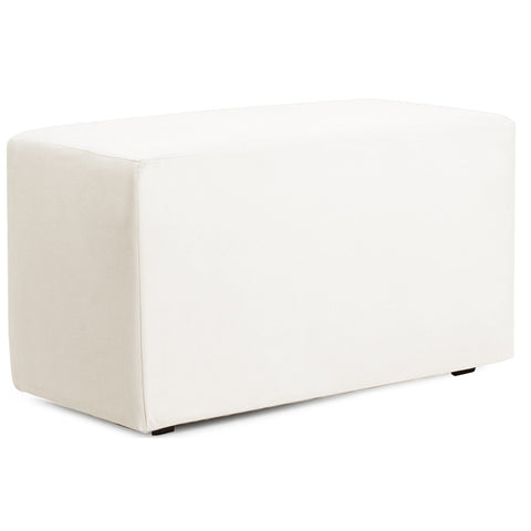 Atlantis White Universal Bench