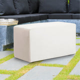 Atlantis White Universal Bench Cover