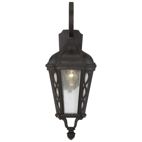 "Hamilton 9"" Wall Lantern in English Bronze"