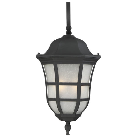 "Ashburn 12"" Wall Lantern in Black"
