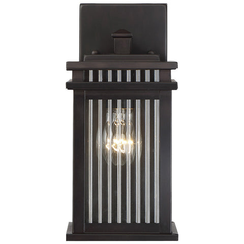 "Radford 5.5"" Wall Lantern in English Bronze"