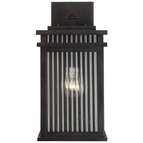 "Radford 7"" Wall Lantern in English Bronze"