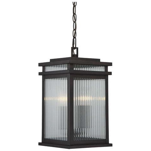 Radford Hanging Lantern in English Bronze