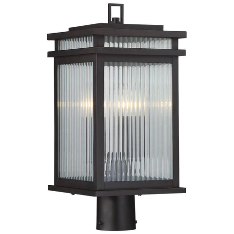 Radford Post Lantern in English Bronze