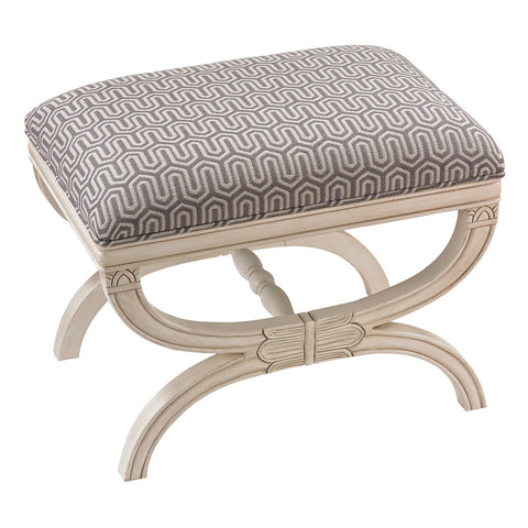 Stage Bench in Grey