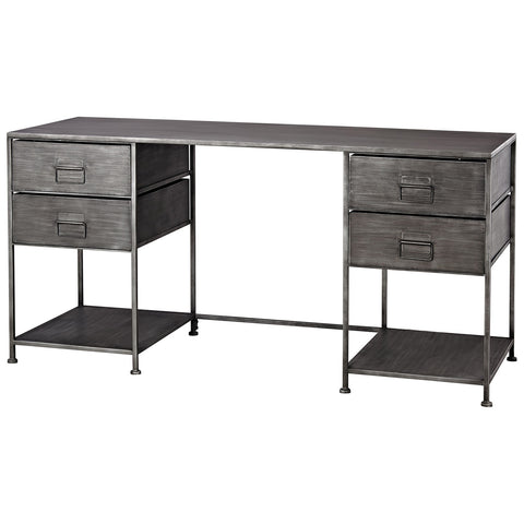 Gunther Desk in Graphite