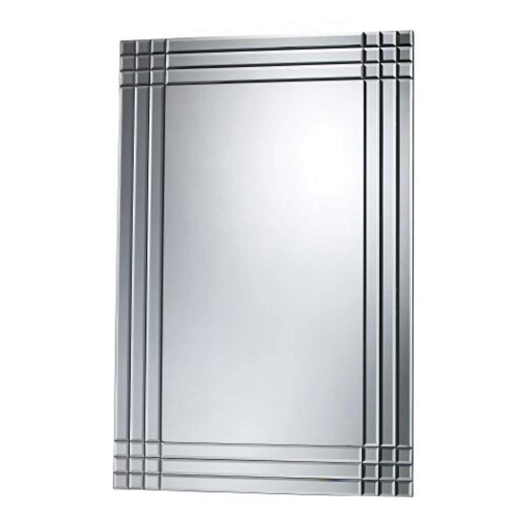 Darien Mirror in Clear