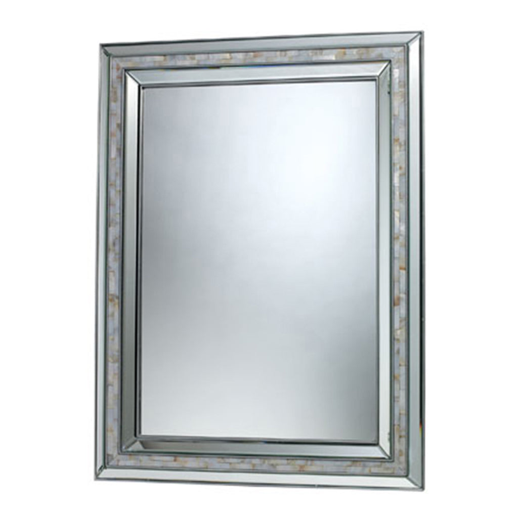 Sardis Mirror and Mother of Pearl Shell