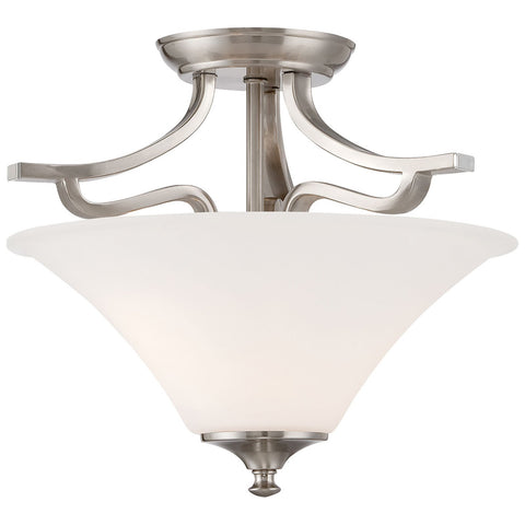 Treme 2-Light Ceiling Lamp
