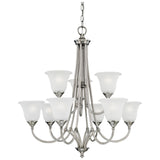 Harmony 9-Light Chandelier
