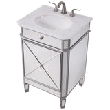 Camille 24-Inch Single Bathroom Vanity