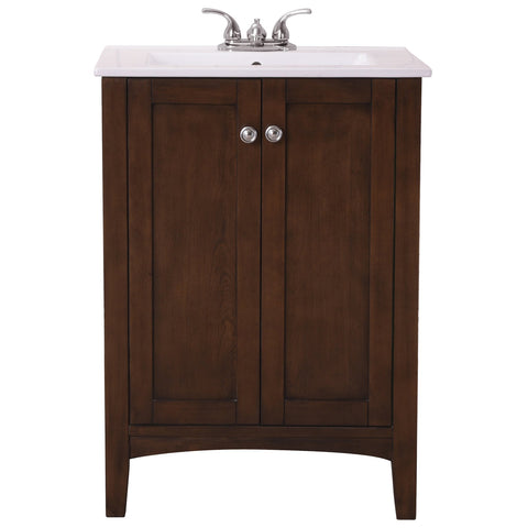 Mod 24-Inch Single Bathroom Vanity Set