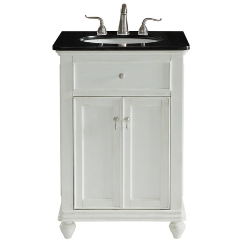 Otto 24-Inch Single Bathroom Vanity Set