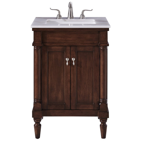Lexington 24-Inch Single Bathroom Vanity Set