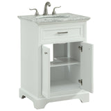 Americana 24-Inch Single Bathroom Vanity Set