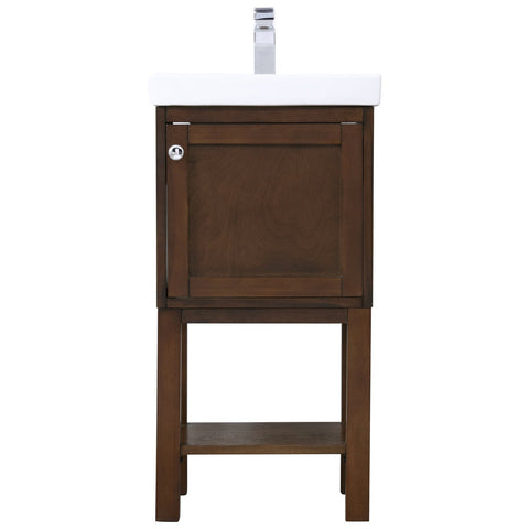 Mason 18-Inch Single Bathroom Vanity Set