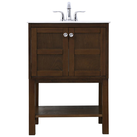 Mason 24-Inch Single Bathroom Vanity Set
