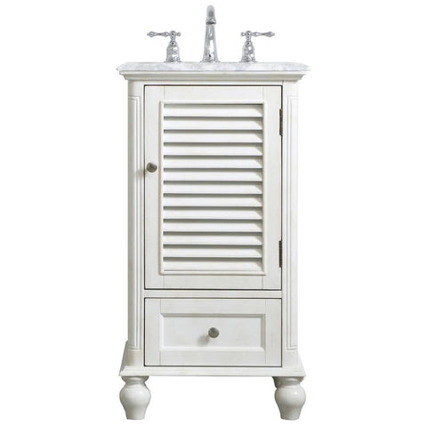 Rhodes 19-Inch Single Bathroom Vanity