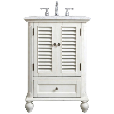Rhodes 24-Inch Single Bathroom Vanity