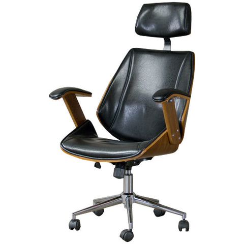 Baxton Studio Hamilton Office Chair