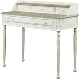 Baxton Studio Anjou Traditional French Accent Writing Desk