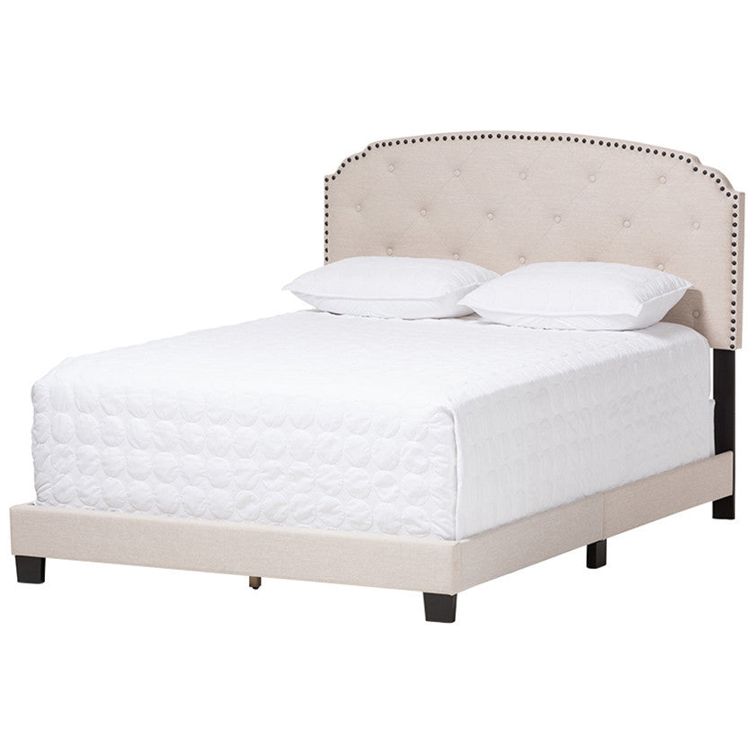 Lexi Modern and Contemporary Bed