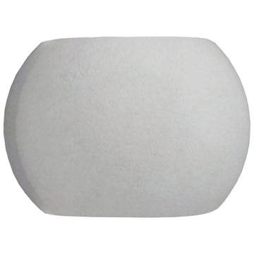 Castle Sphere 5-Light Concrete Sconce