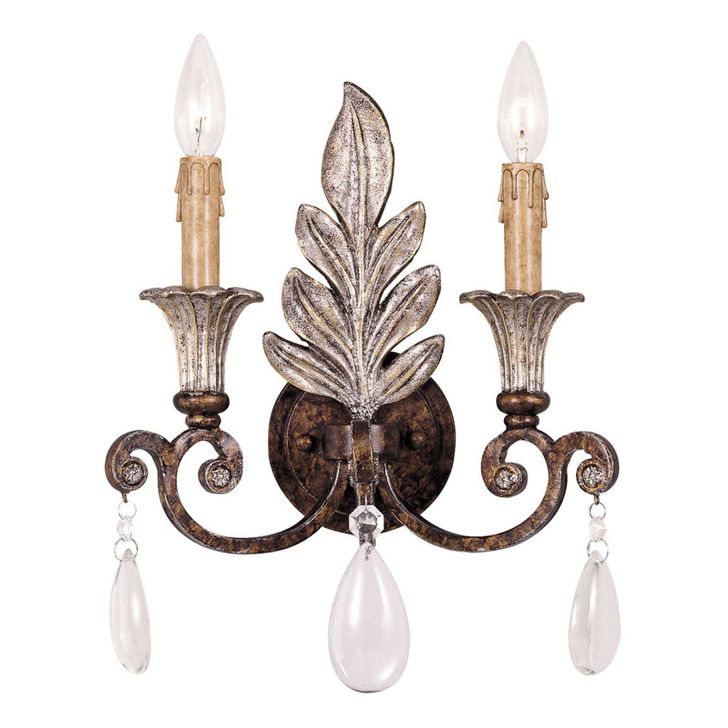 St. Laurence 2-Light Sconce