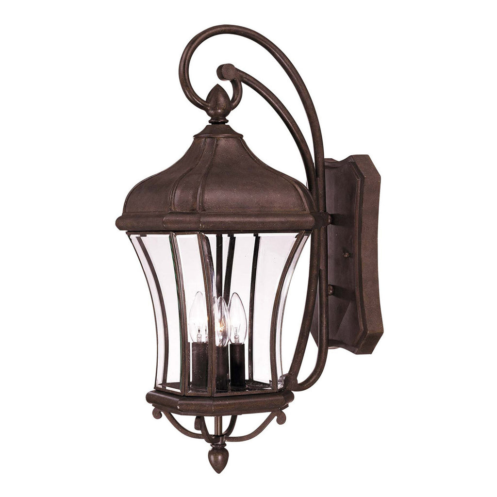 Realto 3-Light Wall Mount Lantern