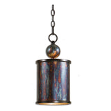 Albiano 1 Light Bronze Mini Pendant