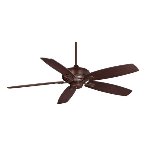 "The Wind Star 52"" Espresso Ceiling Fan"