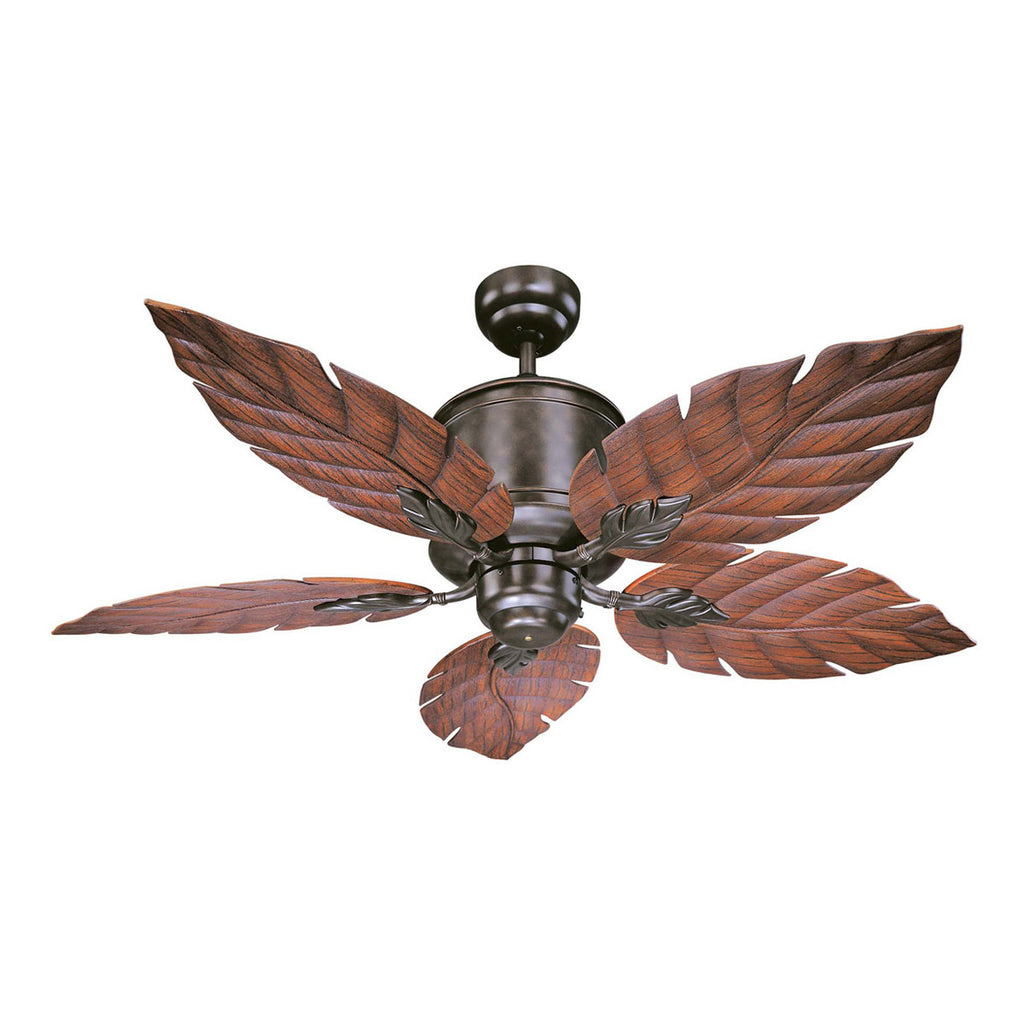 Portico English Bronze Outdoor Ceiling Fan
