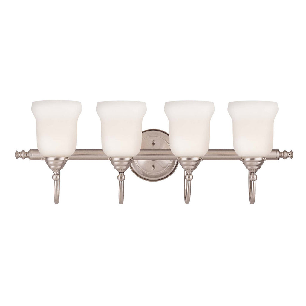 Brunswick 4-Light Bath Bar